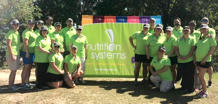 NUTRITION SYSTEMS INAUGURAL CHARITY GOLF TOURNAMENT